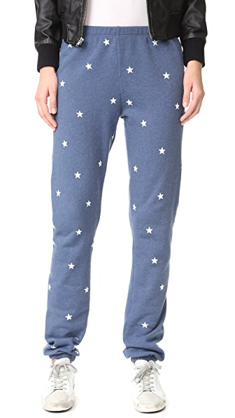 Wildfox Football Star Sweats