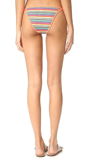Wildfox Zooey Triangle Bikini Bottoms
