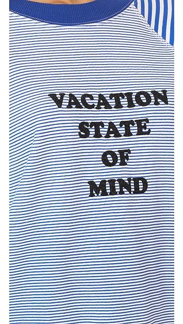 Wildfox Vacation State of Mind Sweatshirt