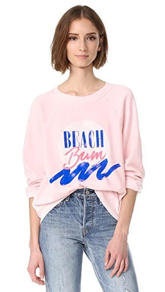 Wildfox Beach Bum Sweatshirt