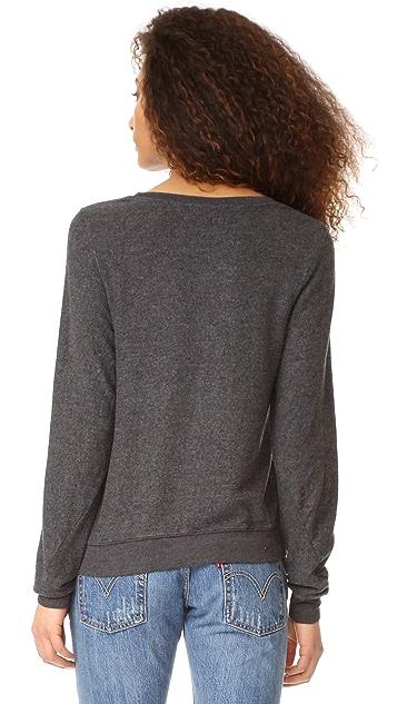 Wildfox 75 & Sunny Sweatshirt