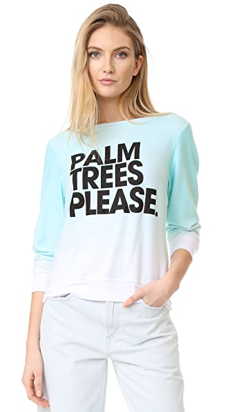 Wildfox Palm Trees Please