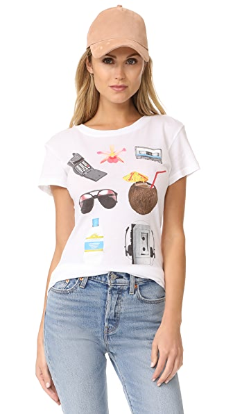 Wildfox Tanning Essentials Tee