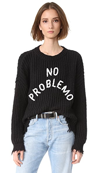 Wildfox No Problemo Sweater