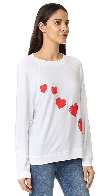 Wildfox Cupid's Trail Sweatshirt