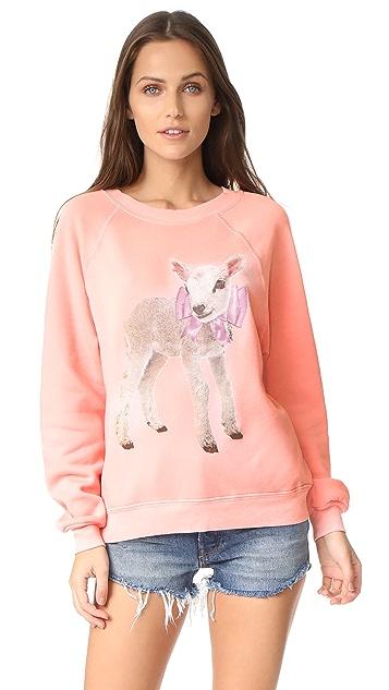 Wildfox Little Lamb Sweatshirt
