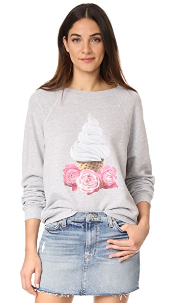 Wildfox Soft Serve Shrine Sweatshirt