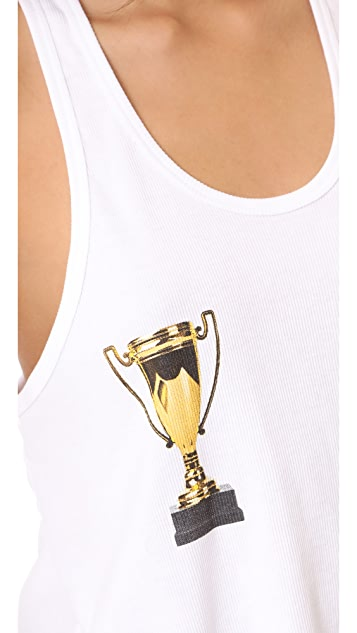 Wildfox And the Award Goes to Crop Tank