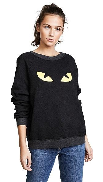 Wildfox Cat Sweatshirt