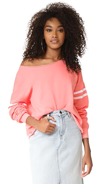 Wildfox 5AM Sweatshirt