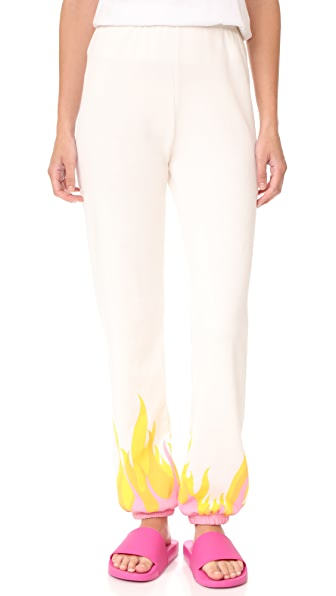 Wildfox Wildfire Easy Sweatpants at Shopbop