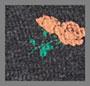 Heathered Black