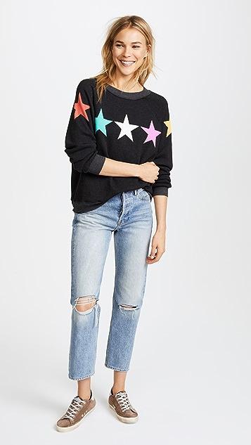 Wildfox Arcade Stars Sommers Sweatshirt