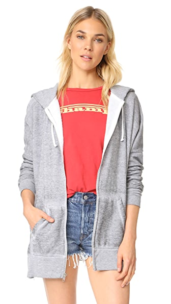 Wildfox Charmed Hoodie In Heather