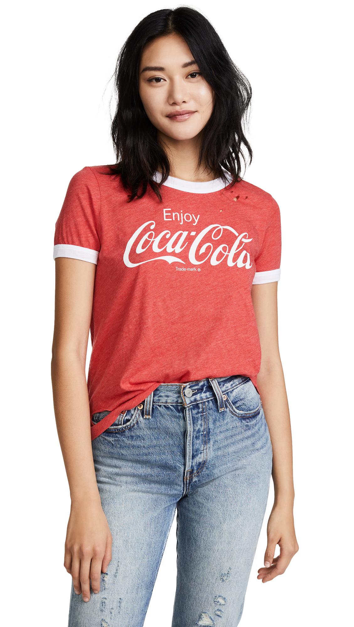 Wildfox Coca Cola Tee
