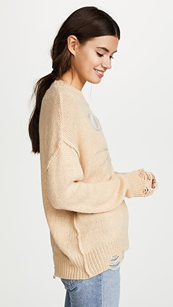 Wildfox Whiskers Sweater