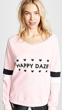 Wildfox Happy Daze Sweatshirt