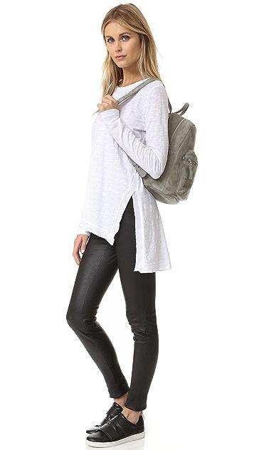 Wilt Asymmetrical Slouchy Tunic