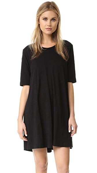 Wilt Trapeze Tee Dress
