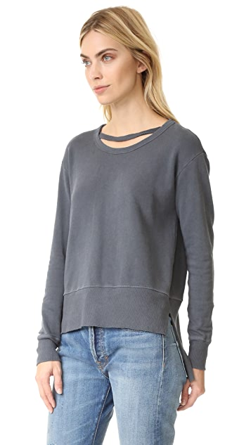 Wilt Big Slouchy Doubled Sweatshirt