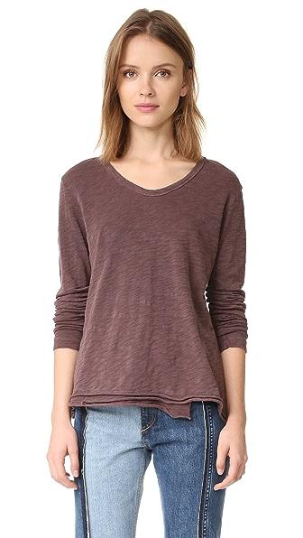 Wilt Пуловер с необработанным подолом