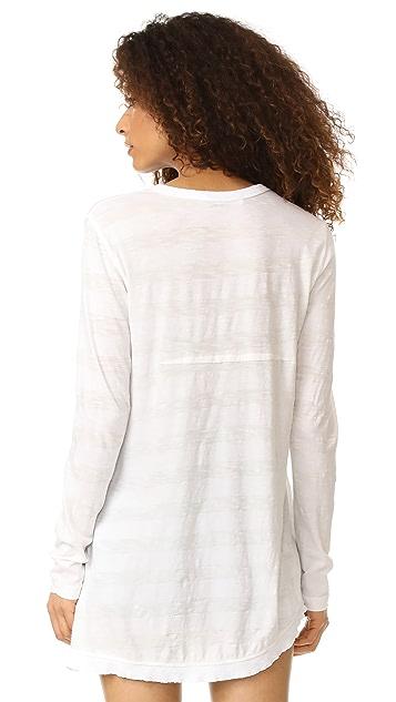 Wilt Пуловер с напуском и разрезами