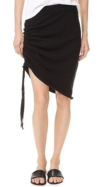 Wilt Side Ruched Skirt