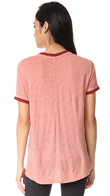 Wilt Easy Color Contrast Tee