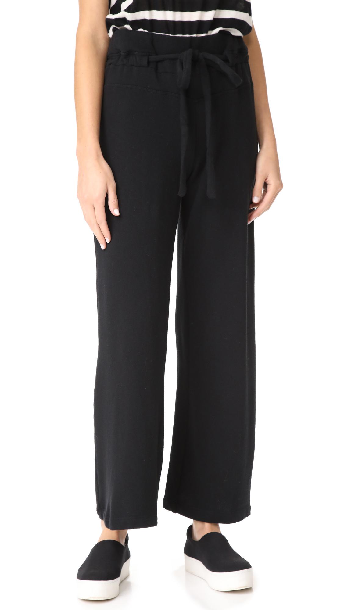 Wide Leg Sweatpants