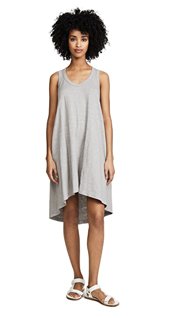 Wilt High-Low Tank Dress