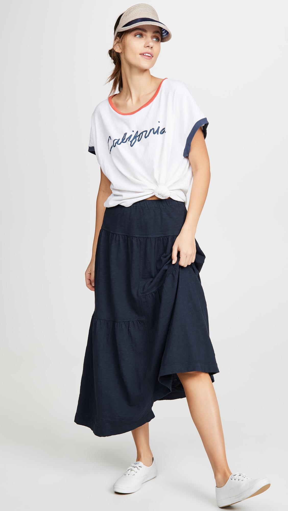 425cf369b Wilt Long Tiered Skirt | SHOPBOP