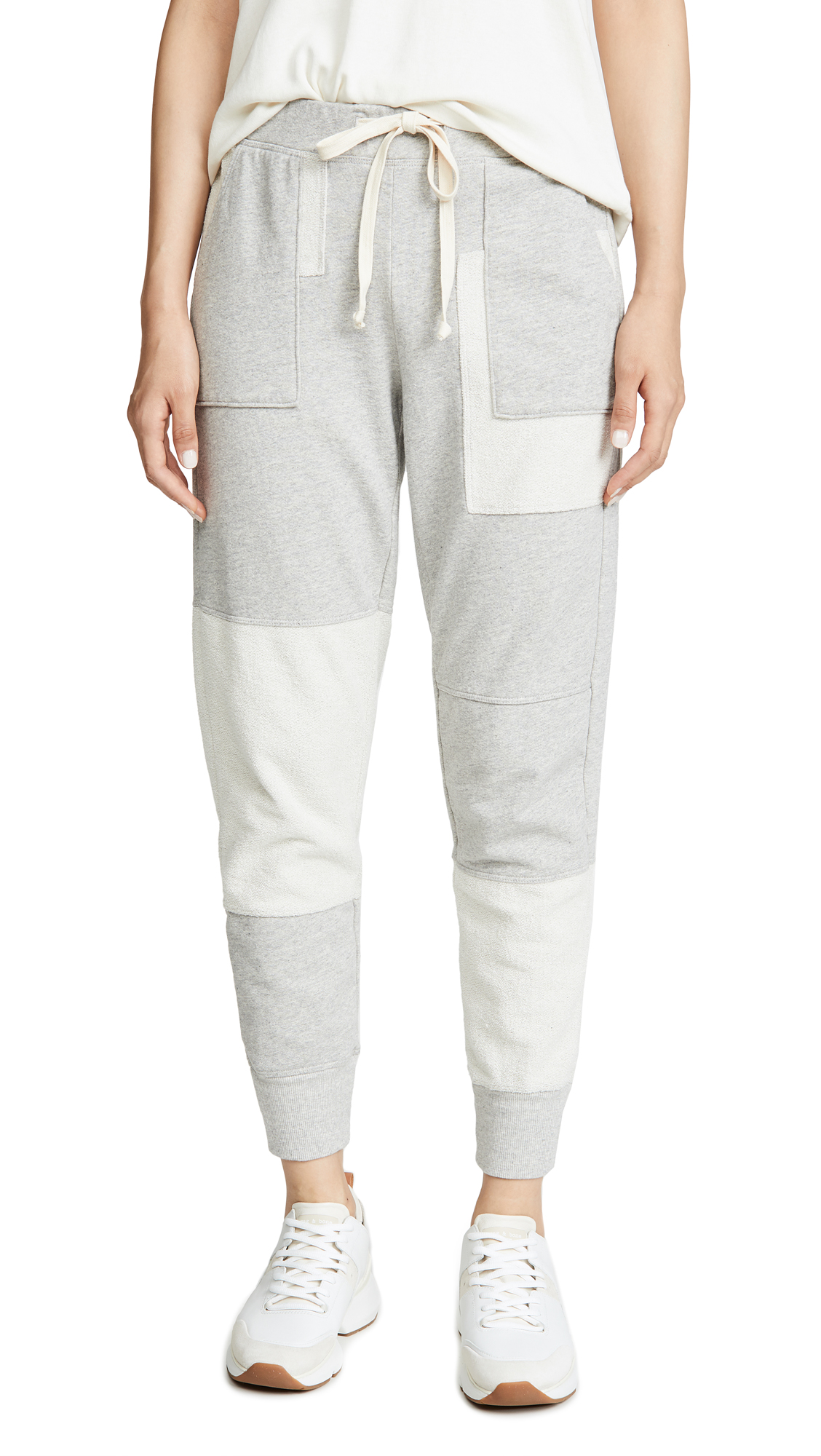 Buy Wilt online - photo of Wilt Mixed Patch Pocket Joggers
