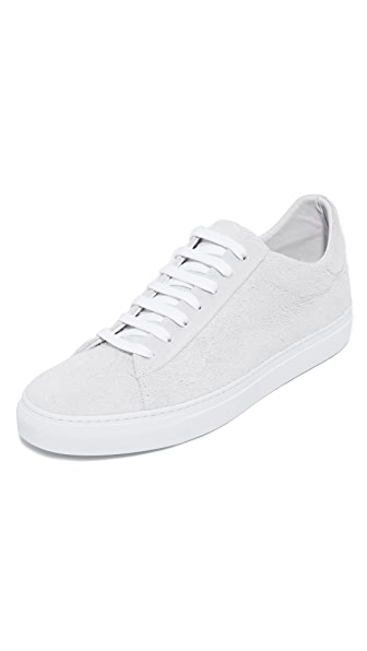 Wings + Horns Court Suede Low Sneakers