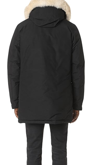 Woolrich John Rich & Bros. Arctic Parka with Fur Collar