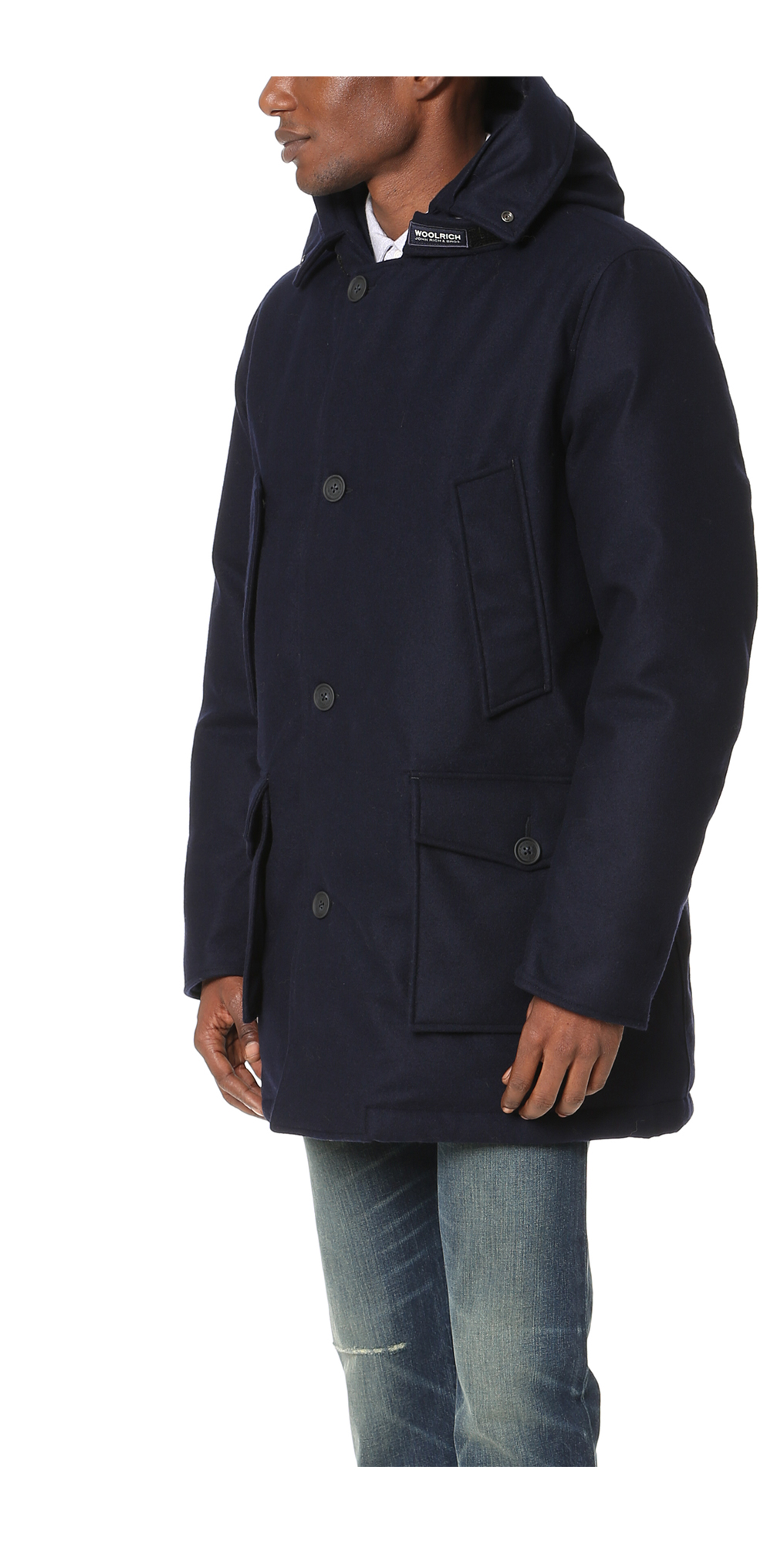 huge discount 7d416 d3e40 Woolrich John Rich & Bros. Loro Piana Arctic Parka | EAST DANE