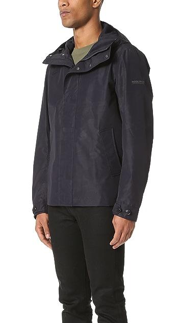 Woolrich John Rich & Bros. Camouflage Rudder Jacket