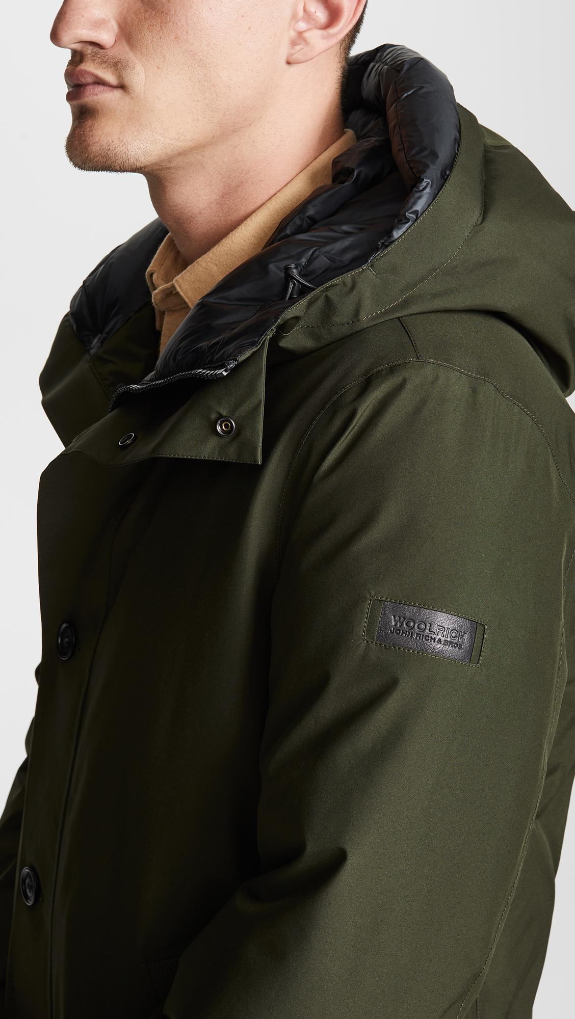 454c2d9db42d Woolrich John Rich   Bros. Gore Tex Alpine Jacket