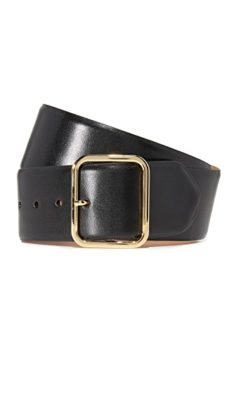 W.Kleinberg Leather Bar Belt