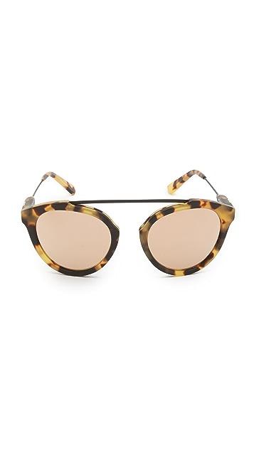 Westward Leaning Olivia Palermo x Westward Leaning Flower 13 Sunglasses