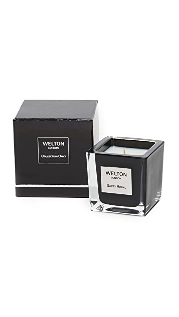 Welton London Sweet Ritual Candle