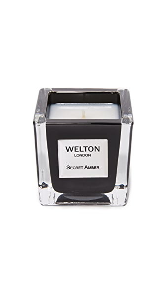 Welton London Secret Amber Candle