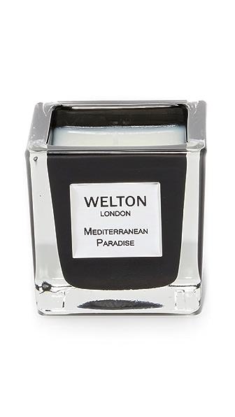 Welton London Mediterranean Paradise Candle