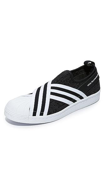 White Mountaineering x adidas originals Superstar Sneakers
