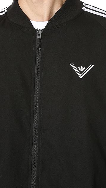 White Mountaineering WM x Adidas Original Track Jacket