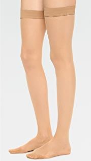 Wolford Individual 10 Stay Up 连裤袜