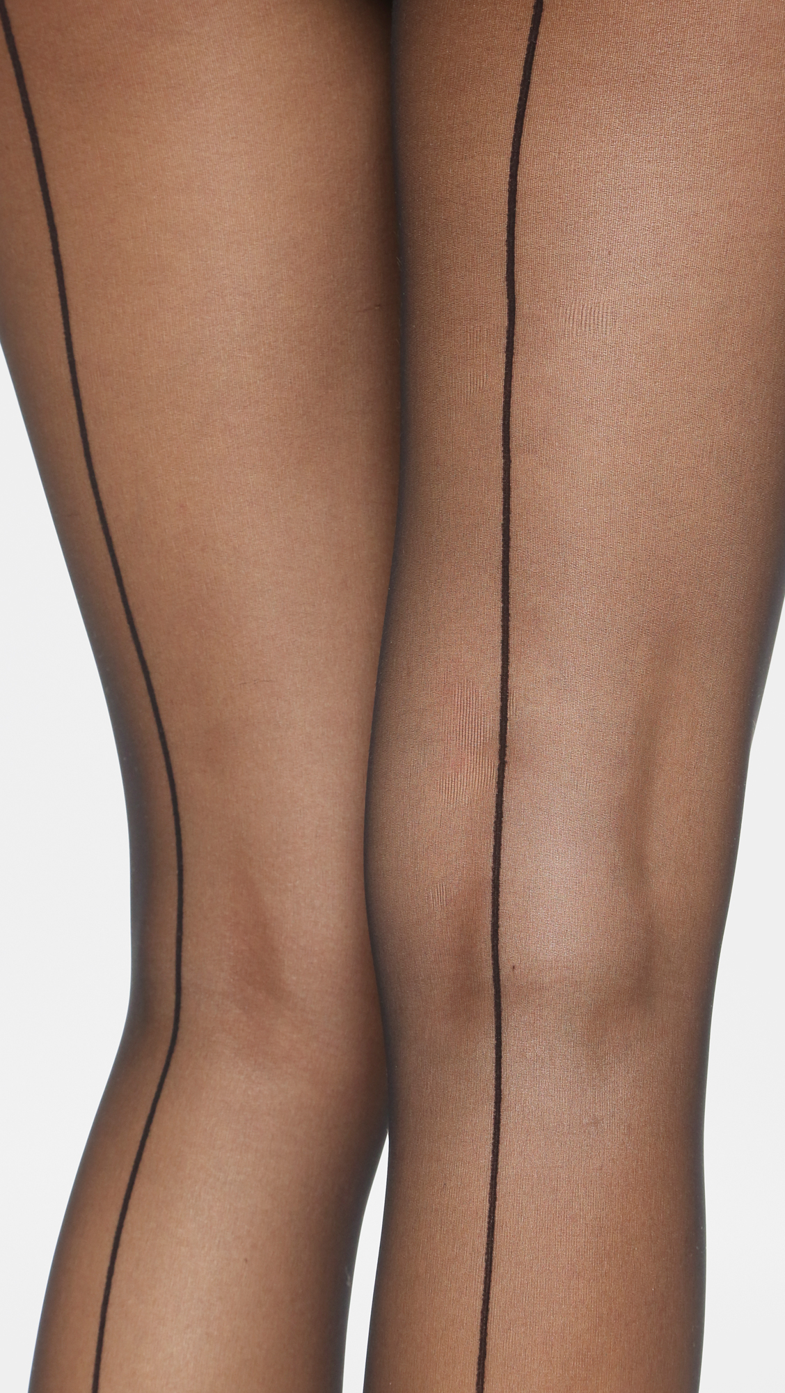 f8534a71339 Wolford Individual 10 Back Seam Tights