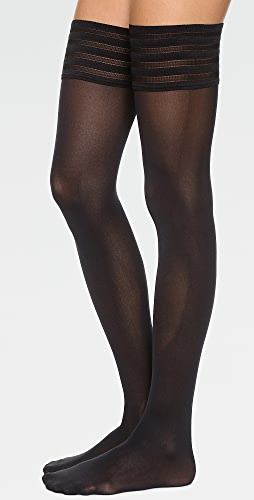 64e9e5505d9 Wolford Velvet De Luxe 50 Stay Up T..