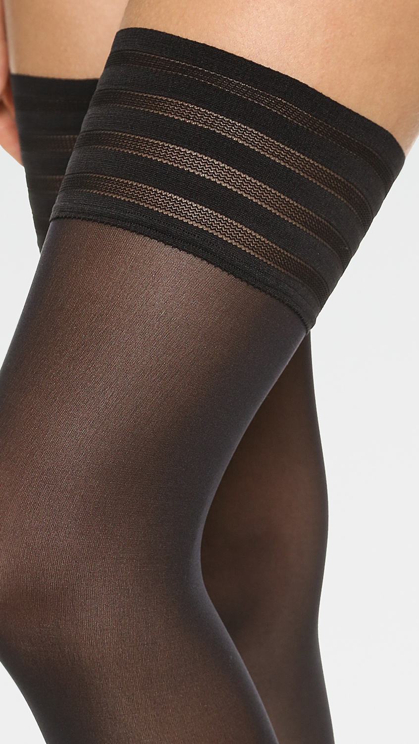ef6dfbf549bc9 Wolford Velvet De Luxe 50 Stay Up Tights | SHOPBOP