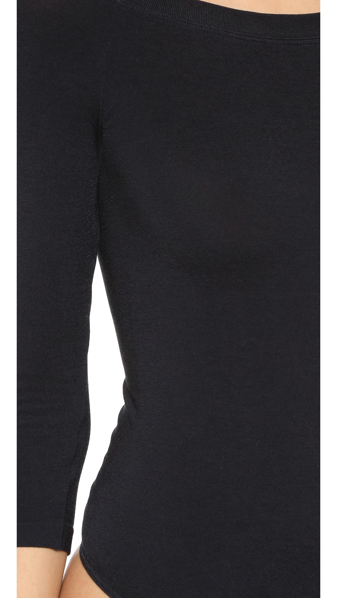 e342c9fc3e771b Wolford Lisbon String Bodysuit