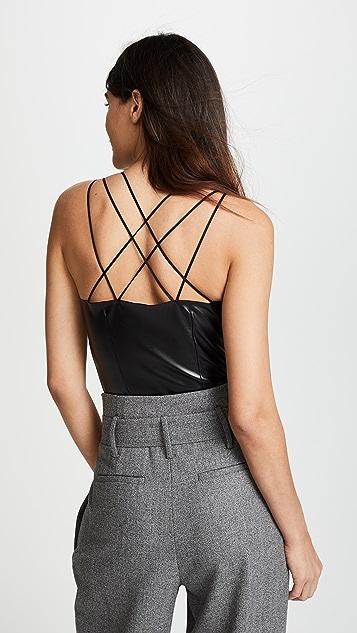 Wolford Estella String Bodysuit